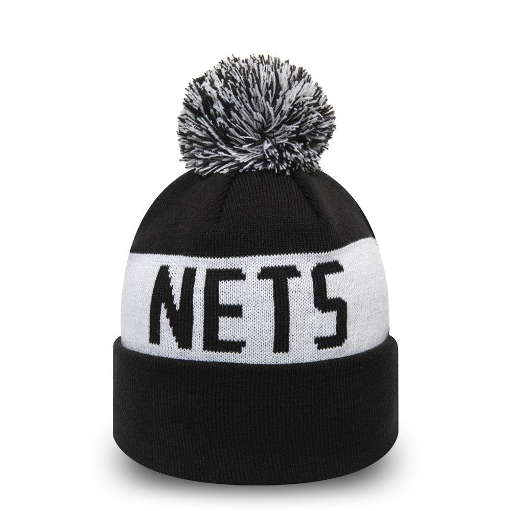New York Mets 2019 Primary Logo Sport Cuffed Knit Hat with Pom