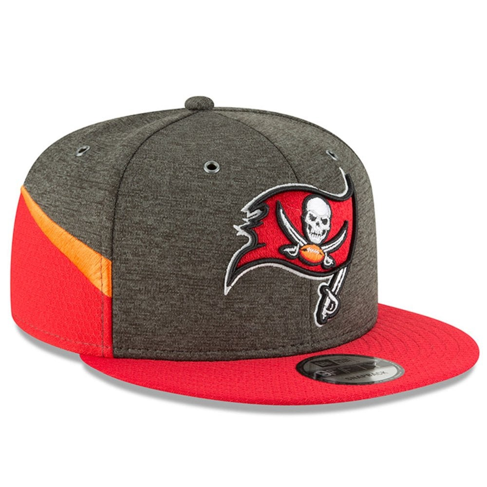 the latest 96f7f 1ba88 NFL Tampa Bay Buccaneers 2018 Sideline 9Fifty Snapback