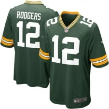 NFL Green Bay Packers Home Game Jersey - Aaron Rodgers