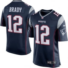 NFL New England Patriots Home Game Jersey - Tom Brady